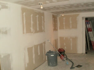 drywall taper Kitchener / Waterloo Kitchener Area image 1