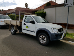 AUTOMATIC UTE HIRE $7/HR - $15 FREE CREDIT Sydney City Inner Sydney Preview