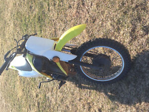 For Sale:   2003 Suzuki JR 80