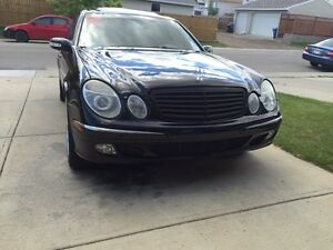 *** Reduced Mercedes E500 AWD ***