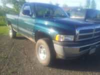1996 ram 1500 4x4 for parts