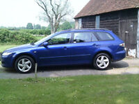 2004/54 Mazda 6 2.0TD ( 136ps ) TS