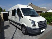 2010 Volkswagen Crafter 2 Berth Camper Van Rear Lounge For Sale Ref 15226
