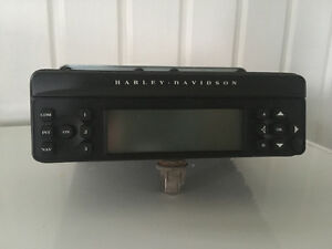 Radio for Harley Davidson & other parts