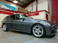 BMW 320 2.0TD Touring d M Sport. ***27000 F/S/H***