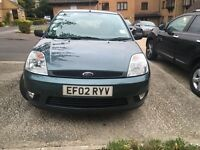 Ford Fiesta Zetec 1.4 Petrol 5 door