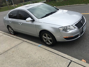 2006 Volkswagen Passat Sedan with Summer/Winter tires