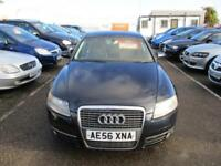 2007 Audi A6 Saloon 2.0TDV 140 SE 6Spd Diesel blue Manual