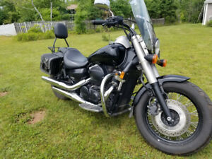 2010 Honda Shadow 700