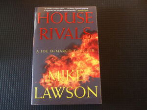 House Rivals by Mike Lawson
