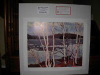 """Spring In Algonquin Park"" Print by Tom Thomson"