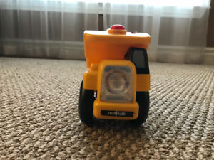Cat Flash Light Dump Truck Toy