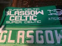 Celtic FC football scarves (2)