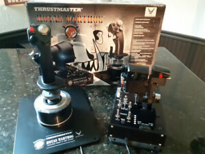 Thrustmaster Flight | Kijiji - Buy, Sell & Save with Canada's #1