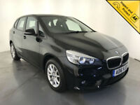 2016 BMW 218D SE DIESEL 5 DOOR HATCHBACK 1 OWNER FROM NEW FINANCE PX WELCOME