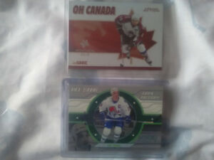 2 joe sakic special cards both 3 \ 10 for sale ....