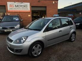 2007 Ford Fiesta 1.25 Zetec Climate Silver 5dr Hatch,**ANY PX WELCOME**