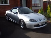 Mg TF auto low mileage