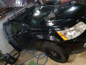 CERTED  AWD 2006 Pontiac Torrent LT fully loaded with sunroof