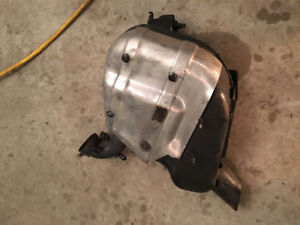 Polaris IQR stock exhaust can/muffler