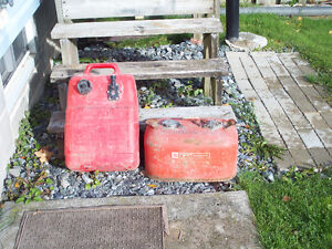 BOAT GAS CANS