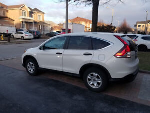 2014 Honda CRV LX - Ready for winter with winter tires and AWD