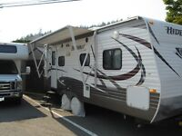 2013 23 ft Hideout, Like New