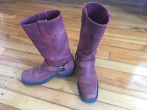 Ladies Harley boots, size 5