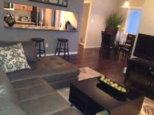 2 bedroom furnished condo in Fort Sask