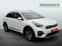 2020 Kia Niro 3 Phev S-A 1.6 5dr Hatchback Hybrid Electric Semi Auto ESTATE Hybr