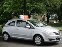 Vauxhall/Opel Corsa 1.4i 16v ( a/c ) auto 2007 Club
