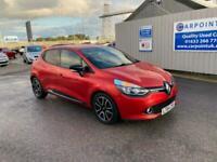 2014 Renault Clio 1.2 16V Dynamique MediaNav 5dr Hatchback Petrol Manual