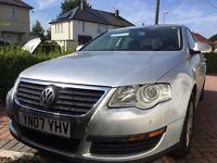 2007 VW PASSAT TDI FSH