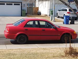 1999 Mazda protege SE