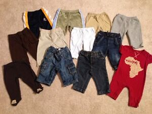 3 month / 3-6 month Boy Clothes - over 80 items!