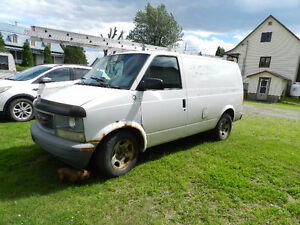 2004 GMC Safari Fourgonnette, fourgon
