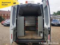Vauxhall Vivaro 2900Cdti Lwb Hr P/V Panel Van 2.0 Manual Diesel