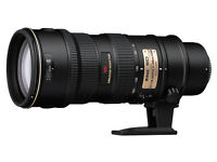 **Wanted** Nikon 70-200mm VR