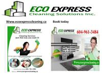 Delta/Surrey/Langley Commercial  Cleaning Services