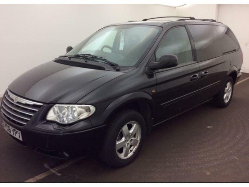 2008 chrysler grand voyager 2 8 crd executive xs 5dr in aveley essex gumtree. Black Bedroom Furniture Sets. Home Design Ideas