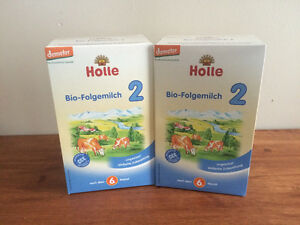 Organic Baby Formula (Holle Stage 2) Peterborough Peterborough Area image 1