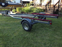 Boat Trailer 14 - 17' - Excellent Condition