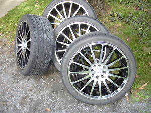 < 4 ROUES COMPLETE ''BAD BOYS MAGS'' >