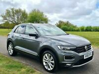 2018 Volkswagen T-Roc 2.0 TDI SEL 4Motion (s/s) 5dr SUV Diesel Manual