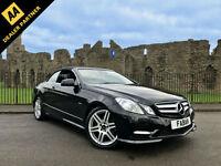 2011 Mercedes-Benz E350 3.0CDI Auto AMG Sport Convertible **33,000 Miles**