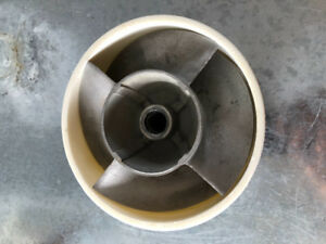 Sea Doo GTI impeller and casing