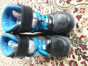 COUGAR TODDLER BOY Winter water proof boots