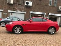 Hyundai Coupe 1.6 RED WARRANTY 12 MONTHS MOT FULL SERVICE HISTORY
