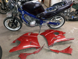 1992 Honda CBR600 Project bike