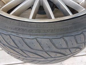 19' BMW m5 rims off my e39 540i $1200obo